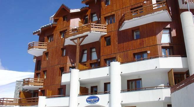 DERNIÈRE MINUTE - France Alpes du Nord, La Plagne, Appartement Les Lodges des Alpages - Madame Vacances