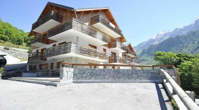 DERNIÈRE MINUTE - France Alpes du Nord, Vaujany, Appartement Les Valmonts de Vaujany - Madame Vacances