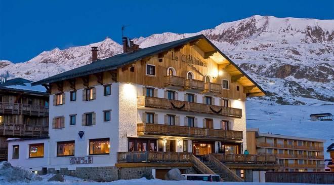 H U00f4tel Le Christina Alps