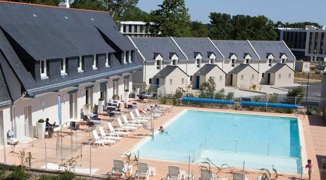 DERNIÈRE MINUTE - France Bretagne, Vannes, Appartement Résidence Ker Goh Lenn - Madame Vacances