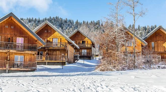 DERNIÈRE MINUTE - France Alpes du Nord, La Féclaz, Appartement Les Chalets du Berger Premium - Madame Vacances