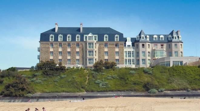 DERNIÈRE MINUTE - France Bretagne, Saint Malo, Appartement Résidence Reine Marine  - Madame Vacances
