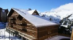 Chalet Altitude Arc 2000. Chalet Altitude Arc 2000