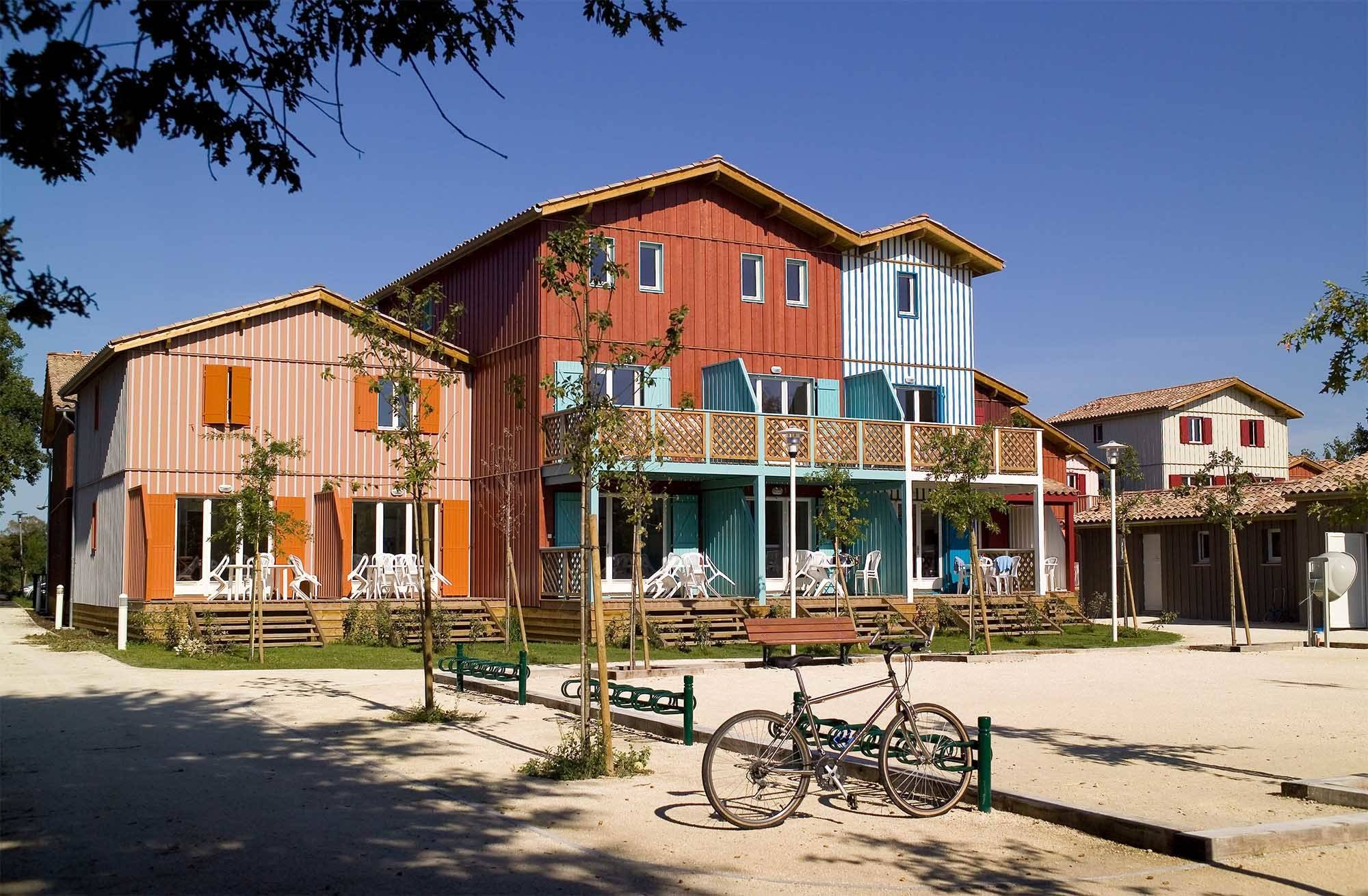 Residence Les Rives Marines Le Teich Summer France