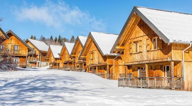 DERNIÈRE MINUTE - France Alpes du Nord, La Féclaz, Appartement Les Chalets du Berger - Madame Vacances